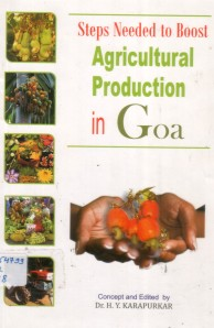 Agricultural Production in Goa