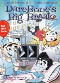 DareBone's Big Break Gleeson Rebello, M.D. and Jamie Harisiades